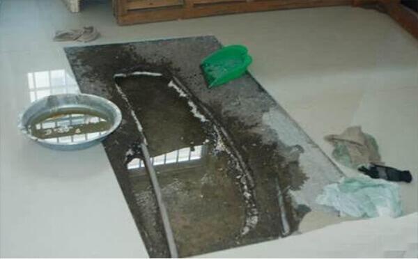 地暖管检测漏水方法